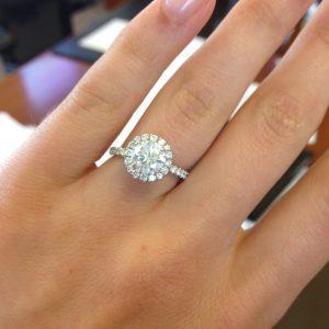 round diamond shapes - maytal hannah