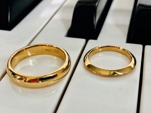 wedding band styles
